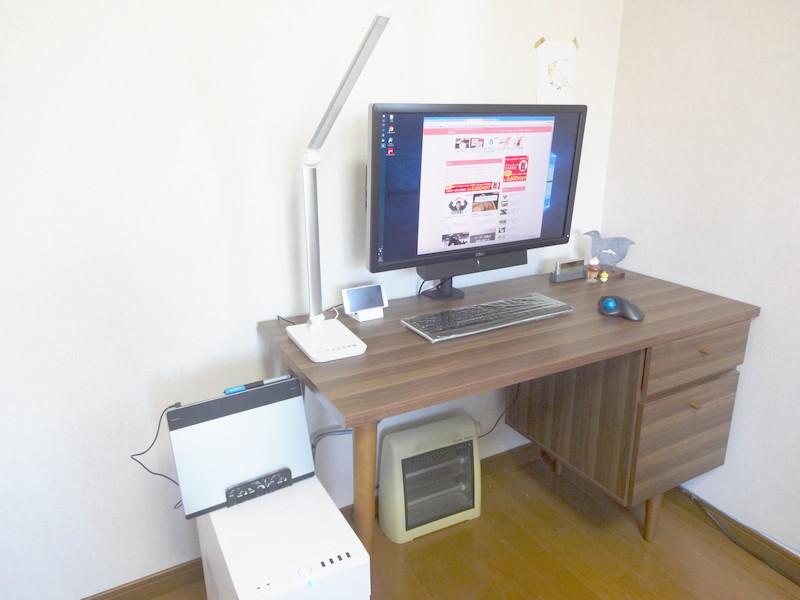 新PC設置完了