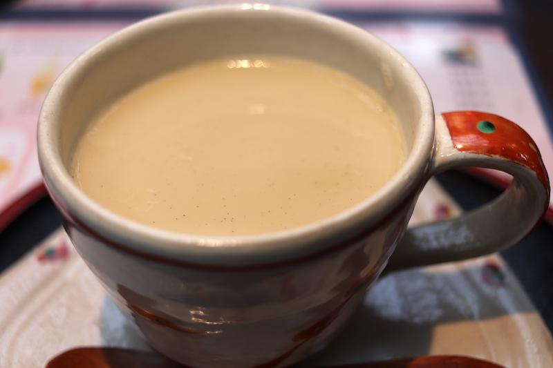 むらい萬香園 ほうじ茶ラテ